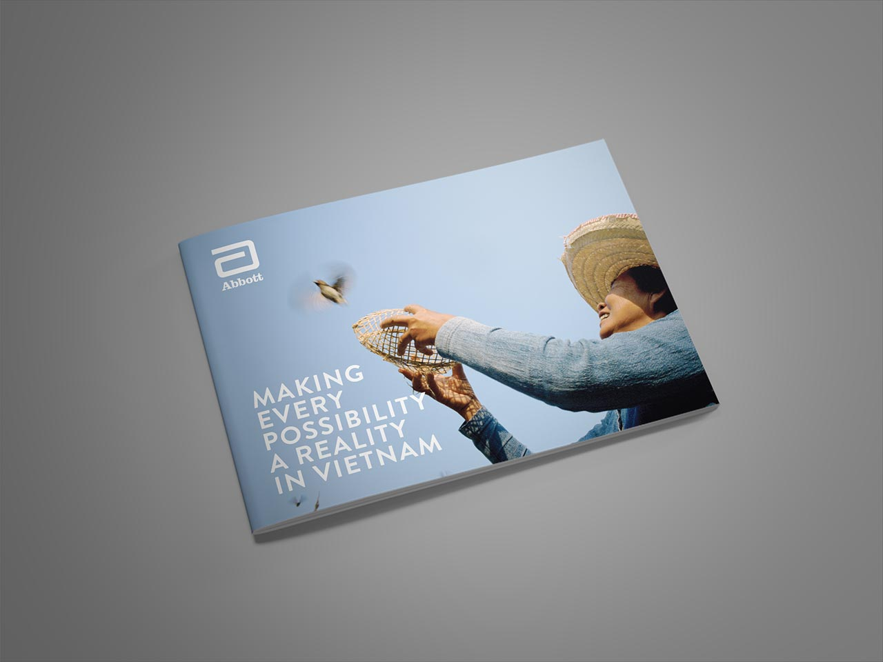 brochure design work